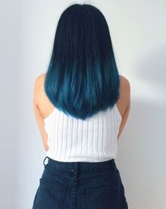 18 Beautiful Blue Ombre Colors and Styles - PoPular Haircuts 18 Beautiful Blue Ombre Colors and Styles - PoPular Haircuts Original artic...