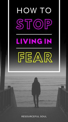 Learn how to stop living in fear and how to deal with uncertainty in life. Don't worry, overcoming fear, being afraid, and facing fear is all part of the journey. What are your worst fears? Fear of the future, fear of losing someone, fear of change, fear of the unknown, fear of rejection, fear of loss, fear of failure, or maybe an irrational fear? Conquer fear. Do not worry about romorrow. Stop worrying about the past. Don't let fear stop you. Start letting go of fear. Fear Of Losing Someone, Benefits Of Mindfulness, Facing Fear, Fear Of The Unknown, Natural Stress Relief, Stop Worrying, A Way Of Life, Mindful Living, Reduce Stress