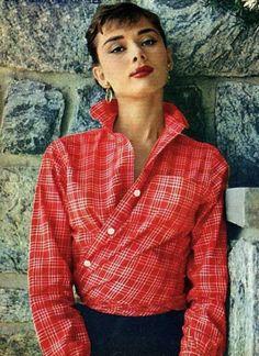 Audrey, 1953