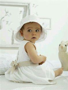Birthday Dresses For Your Baby Girl Baby Girl Dresses, Baby Dress, Flower Girl Dresses, Cute Kids, Cute Babies, Baby Kids, Beautiful Children, Beautiful Babies, Beautiful Things