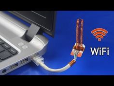 Free WiFi Broadband Internet | Free WiFi for Any Laptop - YouTube