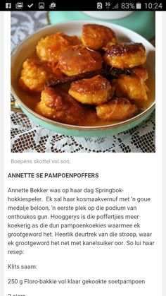 South African Dishes, South African Recipes, Ethnic Recipes, Other Recipes, Vegetable Recipes, Peppermint Crisp, Kos, Gluten Free Recipes, Dessert Recipes