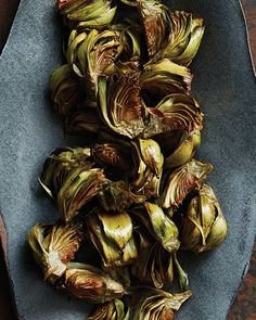 Fried Baby Artichoke