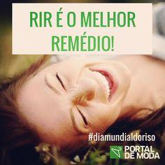 Bom dia!  #diamundialdoriso