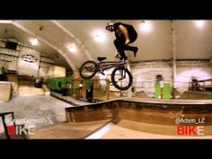 Game of Bike Adam LZ vs. Grant Germain - YouTube