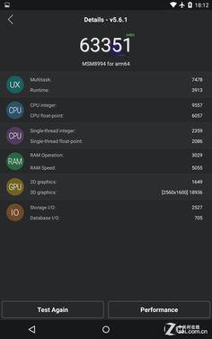 Mola: Publicados resultados benchmark del Snapdragon 810 muy prometedores