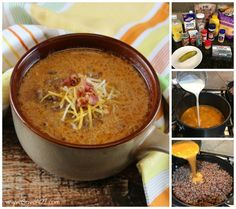 Easy Bacon Cheeseburger Soup (Keto Friendly Recipe)  Boy oh boy am I super excited about thisEasy Bacon Cheeseburger Soup -Keto Friendly Recipe! It tastes AMAZING and it's approved on my diet. I'm gonna stop calling the Ketogenic diet a diet because I can eat this way the rest of my life! Seriously! This isContinue Reading...