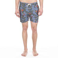 MINIMUM Tony Swim Short #backyardshop