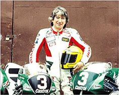 Joey Dunlop (1952 - 2000)Motorcycle racer, five time world champion
