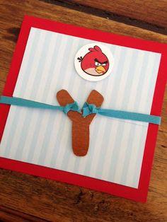 Detalhes de Festa: Angry Birds