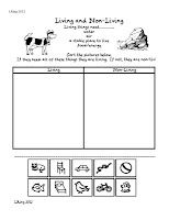 english worksheet living and non living things 2 things to wear pinterest worksheets and. Black Bedroom Furniture Sets. Home Design Ideas