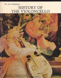 History of the Violoncello, Lev Ginsburg