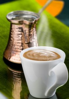 Coffee traditions from around the world: Turkish Coffee