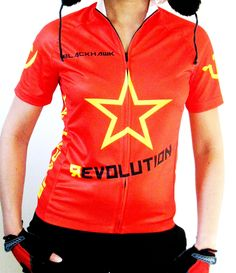 Statement Jersey Women`s Cycling Jersey ideal for training/racing, everyday use $35.00