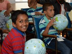 Casserly House Summer Camp 2015 -- The world at our fingertips!