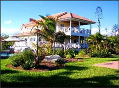 This was our house in the Bahamas for a girls trip in 2009! When I looked out of my bedroom, I was looking at the ocean!
