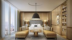 Hilton Worldwide to open second Waldorf Astoria hotel in Dubai International Financial Centre