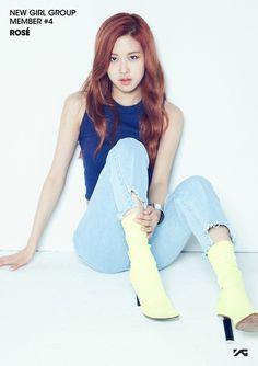 Rosé [BLACKPINK] /  Park Chae Yeong / 로제 / 박채영
