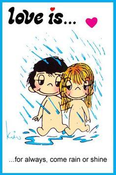 September | 2012 | Love is... Comics by Kim Casali