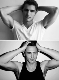 James and Dave Franco...Their parents definitely did someting right!