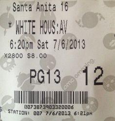 Whitehouse Down