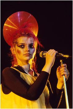 Nina Hagen - Born in Germany                                                                                                                                                                                 More