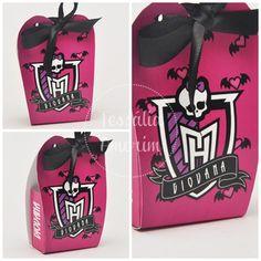 Monster High favor box