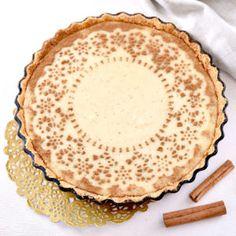 15-minute milk tart