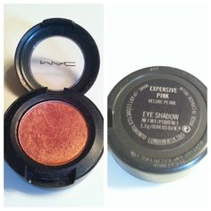 MAC Eyeshadow - Expensive Pink! Simply Devine on the lid!!!!!! So glad this in my collection  #MAC