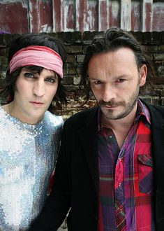 noel fielding is the love of my life Noel Fielding, Prince Girl, English Comedians, Julian Barratt, Richard Ayoade, The Mighty Boosh, British Comedy, Stuff And Thangs, Together Forever