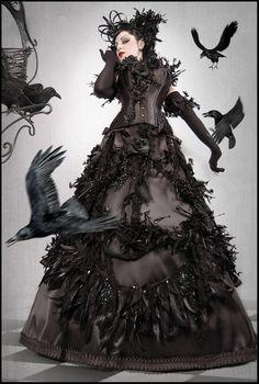 ... Gothic Kleider on Pinterest  Gothic fashion, Gothic and Gothic