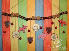 Advent Calendar, Merry Christmas, Holiday Decor, Handmade, Home Decor, Hand Made, Decoration Home, Merry Christmas Love, Wish You Merry Christmas