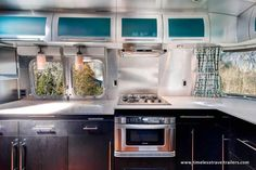 The leader in custom, luxury Airstream and refined trailers