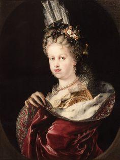 1712-1714 María Luisa Gabriela de Saboya by Miguel Jacinto Meléndez (Museo…