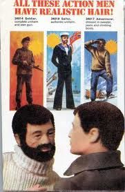 Action Man the UK version of GI Joe - loved Gi Jo and the feel of his hair still a sucker for this hair cut today haha Gi Joe, Vintage Stuff, Vintage Dolls, Vintage Advertisements, Vintage Ads, 70s Toys, Typical Girl, Old School Toys, Popular Toys