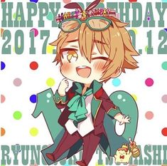 All Anime, Anime Guys, Happy 2017, Chibi Boy, Rhythm Games, Anime Music, Diabolik Lovers, Tigger, Kawaii