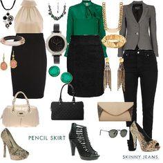Outfits oficina