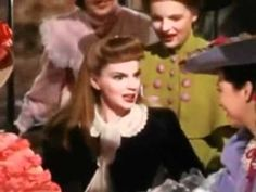 Judy Garland- The Trolley Song - YouTube