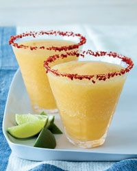 Mango Margarita?  Hells to the hell yes!  Perfect for a hot summer afternoon in front of the Twitter machine.