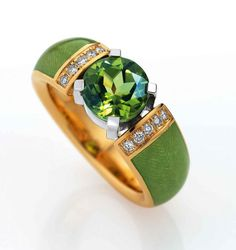 Ring by Victor Mayer