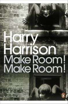 "The basis for 'Soylent Green', Harrison's original novel ""Make Room! Make Room!"" is a frightening vision of an over-populated world."