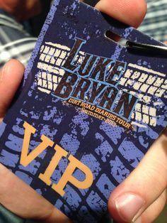 85 best tickets images on pinterest ticket clock and clocks luke bryan vip m4hsunfo