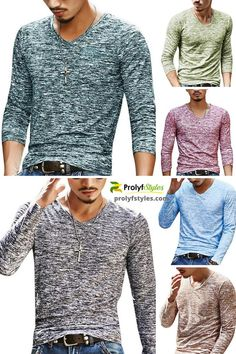 Create a casual cool outfit with this long sleeve t-shirt when your pair it with your favourite jeans, or pants. A very practical gift item. Give a few to dad, husband, boyfriend, brother any other significant male in your life. shirt for men casual long sleeve| men casual style outfits |casual summer outfits men street style|men casual style outfits| outfits for men casual street style #mencasualstyles #menshirtstyles Cool Printed T Shirts, Cool T Shirts, Casual Shirts, Men's Shirts, Business Casual Men, Men Casual, Casual Styles, Smart Casual, Long Sleeve And Shorts