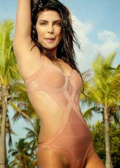 Priyanka Chopra's Exotic Bikini