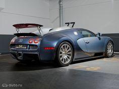 Купить Bugatti EB Veyron 16.4 с пробегом в Москве: 2011 года, цена 89 107 060 рублей — Авто.ру