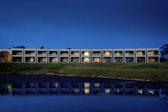 Hotel Fasano Boa Vista by Isay Weinfeld Architect – Brazil