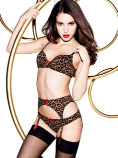 Looks from the L Agent line from Agent Provocateur e40fc7a5e