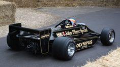 Lotus-Cosworth 79, 1978