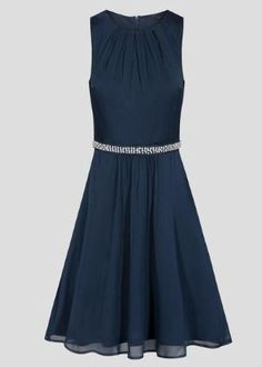 Haljina s bisernim remenom - Plava Pearl Dress, Galaxy Wallpaper, Black, Wedding Ideas, Dresses, Pearls, Fashion, New Dress, Party Wear Dresses