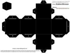 Cubee - Power of Three 'Cube' by CyberDrone.deviantart.com on @deviantART